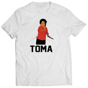 White Chamption TOMA Tee